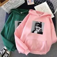 Sweater hoodie wake bro