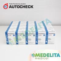 Strip Gula Darah Autocheck / Glucose (1 Tube)
