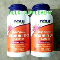 Now vitamin d3 vit d3 vitamin d vit d 1000 iu 1000iu 180 sg