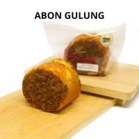 Roti Abon Gulung| Abon Sapi |Cemilan Sehat | Makanan Ringan | Kue