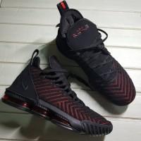 Nike Lebron XVI Black Red