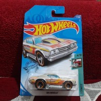 Hotwheels 69 Chevelle Lot E 2020