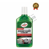 Turtle Wax Headlight Cleaner & Sealant Cairan Pembersih Eksterior