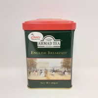 AHMAD TEA ENGLISH BREAKFAST 100 GR