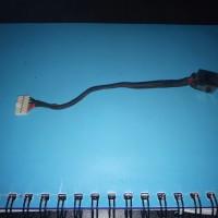 dc connector atau lobang colokan charger Laptop Asus X452E ori