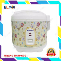 Magic com miyako mini 0,6L MCM 609 - rice cooker mini MCM609