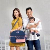 Snobby Baby Tas Bayi Besar Arrow TPT 5573 Snobby Diaper Bag TPT5573