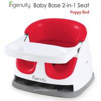Ingenuity Booster Seat Baby Base 2 in 1 Compact Packaging Kursi Bayi
