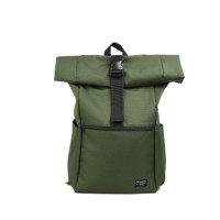 COTTON GOODS TAS RANSEL BALLE GREEN ROLLTOP BACKPACK