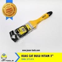 KUAS CAT 6422 BULU HITAM 2 JASON 377-013