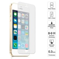 ANTI GORES KACA TEMPERGLASS TEMPER GLASS TEMPERED GLASS IPHONE 5 5S SE