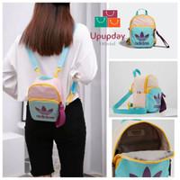 Adidas Tas Ransel Mini Backpack Multicolour