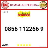 Nomor Cantik IM3 11 Digit Triple aa 112266 0856 112266 9 yL01