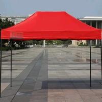 Jual tenda cafe lipat 2x3 tenda matic tenda bazar piramid kerucut