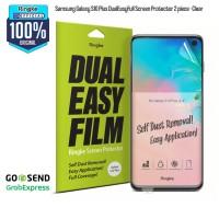 Screen Protector Samsung Galaxy S10Plus DUAL EASY FILM Original RINGKE