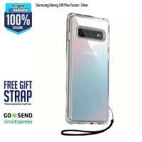Case Samsung Galaxy S10+ S10 Plus FUSION Original RINGKE - Clear