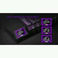 Efest LUC Blu6 Original Bluetooth Intelligent 6 Slot Charger Battery