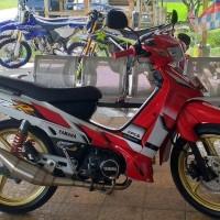 Knalpot Fiz R F1ZR Standar Racing TNX Stenlis not yypang ahm cld