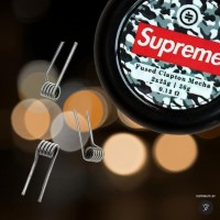 Mecha Fused Clapton / Supreme Fused Clapton Mecha 2x25g 36g #Ni8 0.12