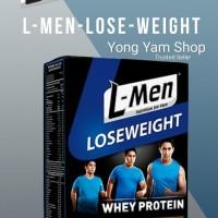 Susu L-Men Lose Weight Chocolate Cereal 300 gr /Susu lmen loseweight
