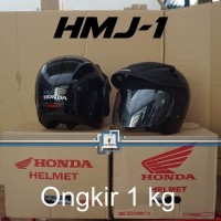 Helm Honda HMJ-1 HMJ1 HMJ 1 3 ORI & SNI Half Face - SUPER SALE GROSIR