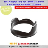 Nisi Adapter Ring For Nikon 14-24mm Filter Holder To Sigma 12-24mm