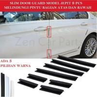 Slim Door Guard Protector Pelindung Pintu Mobil Universal 8 pcs