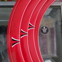 Special New Quality RIMS FIXIE MERAH 36H 5CM parts n tools