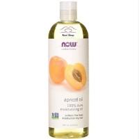 PROMO Now Foods Solutions Apricot Oil Moisturizing 473 mL Vitamin Penu