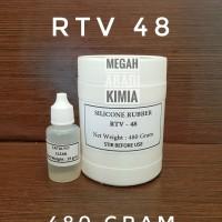 Silicone Rubber RTV 48 480 Gram sparepart