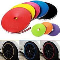 Rim Protector / Wheel Protector / Karet pelindung Velg 8 Meter/ 4 velg