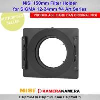 Nisi 150mm Filter Holder For Sigma 12-24mm F4 Art Series