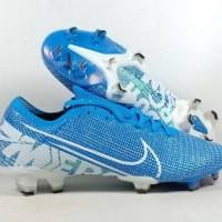 Sepatu Bola Nike Vapor 13 Elite Blue FG tools