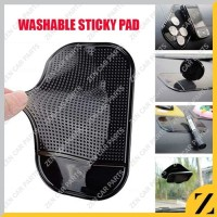 Car Anti Slip Mat Super Sticky Pad Phone / GPS/ MP4 dashboard Mobil OK