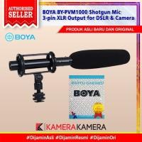 Boya By-pvm1000 Professional Shotgun Microphone For Camcorder Dslr