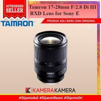 Tamron 17-28mm F28 Di Iii Rxd Lens For Sony Fe