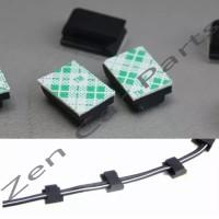 Klip Perapih / Pengikat Kabel Holder Organizer - Penjepit Kabel Mobil