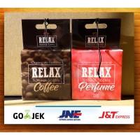 Pengharum Ruangan PARFUM Mobil iFOX RELAX Natural Scents Aroma COFFEE