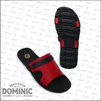 [Official] Sandal Camou Pria DOMINIC Vermilion