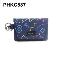 Dompet STNK Motor Mobil Kartu SIM eToll - Gantungan Kunci Kain PHKC887