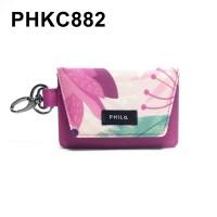 Dompet STNK Motor Mobil Kartu SIM eToll - Gantungan Kunci Kain PHKC882