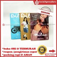 Bundling Paket Novel Dilan Milea 3 Buku Original Termurah - Pidi Baiq