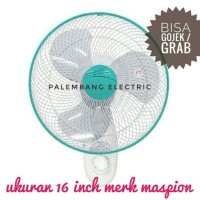 kipas angin dinding Maspion 16 inch MWF-41k / wall fan harga grosir
