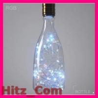 Lampu Bohlam Dekorasi RGB LED Bulb String E27 1 8W Bottle