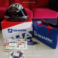 shark race r pro gp carbon wintertest zarco not lorenzo agv pista