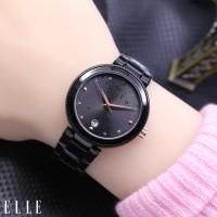 jam tangan elle wanita fashion