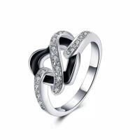 Tiaria Gold Plated Ring Casual Fashion SPCR845-8 Cincin Lapis Emas