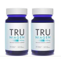 TRU NIAGEN Vitamin B3 Advanced NAD+ booster 250mg 60 Veggie Caps