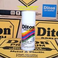 Pilox DITON EPOXY Cat Dasar PP Primer Grey 8020 Poxy 300 Cc 300cc Abu