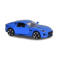 Majorette Premium Cars Jaguar F Type - Blue
